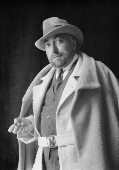 fashion designer paul poiret