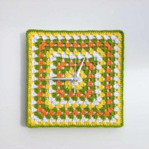 granny square clock 300x300 granny square clock