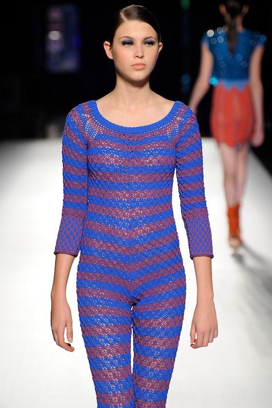 vestido de crochet helen rodel