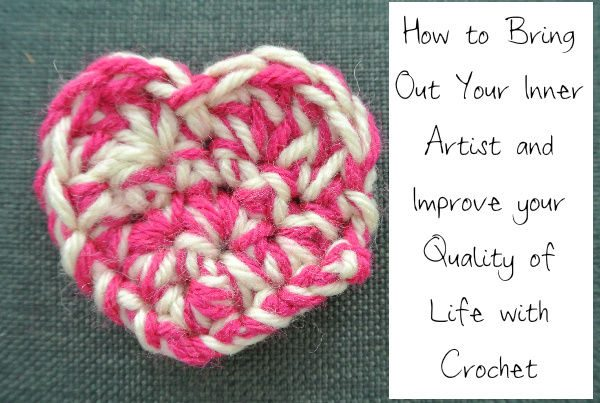 Post image for Big Announcement: My Next Book on Crochet for Improving Your Quality of Life!