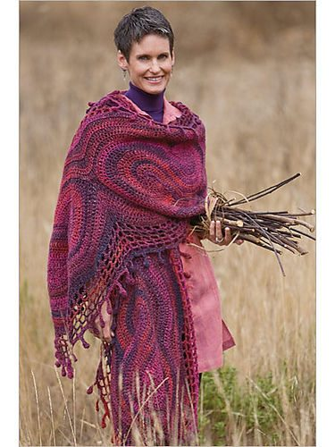 large crochet shawl pattern 10 Terrific Crochet Shawl Pattern Designers and their Most Popular Patterns