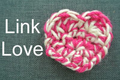 link love1 400x268 Link Love for Best Crochet Patterns, Ideas and News