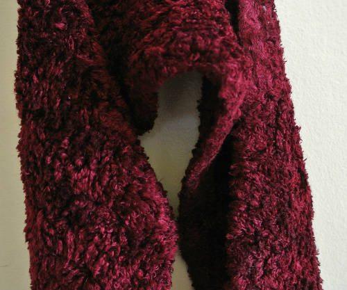 écharpe laine fantaisie