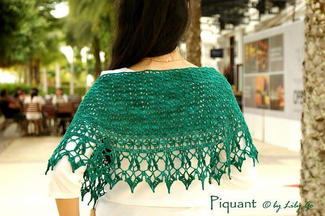 ... Crochet Shawl Pattern Designers and their Most Popular Patterns