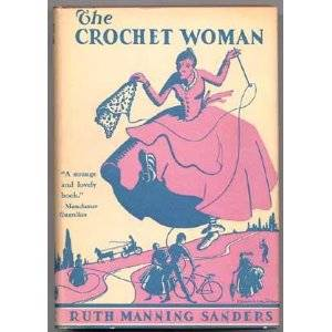 the crochet woman book 50 Years of Crochet History: 1930