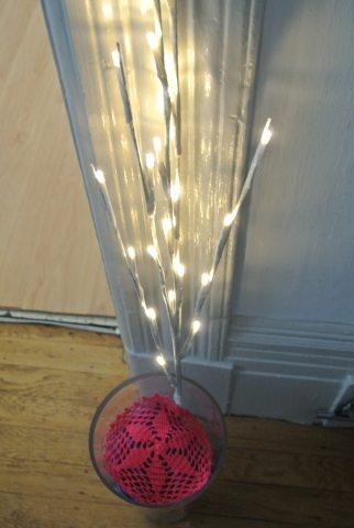 crochet las luces