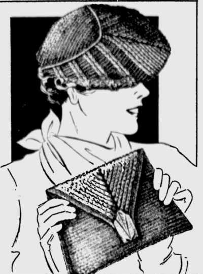 1936 vintage crochet patron
