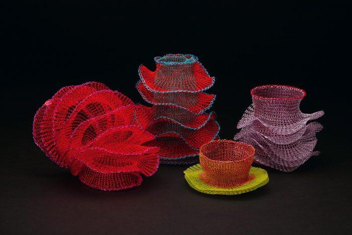 arline fisch metal crochet