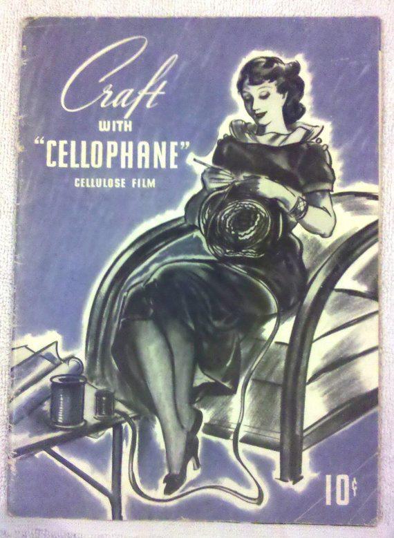 cellophane crochet