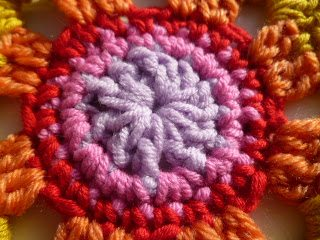 crochet flower pattern I Heart Crochet Blogs! This Weeks Link Love!