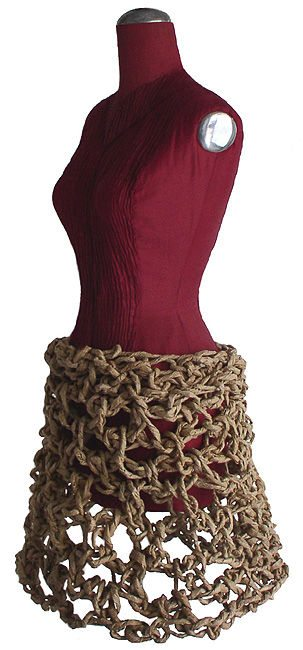 crochet plastic skirt Crochet: 2011, 2012, 2013 (1/28   2/3)