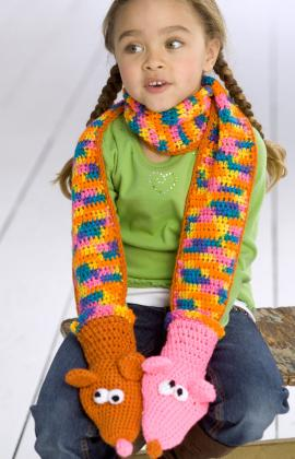 crochet scarf pattern I Heart Crochet Blogs! This Weeks Link Love!