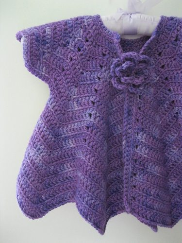 cappotto battente crochet