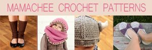 Post image for 5 Mamachee Crochet Patterns to Pretty Up Your Feet