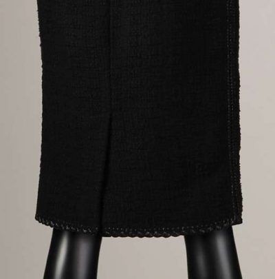 dolce gabbana crochet skirt