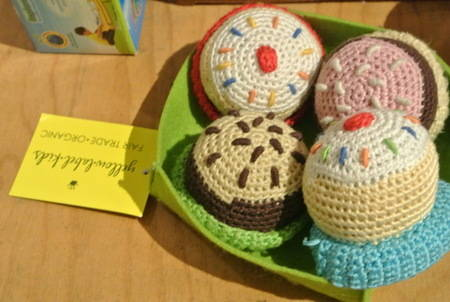 Post image for Yellow Label Toys: Fair Trade Crochet