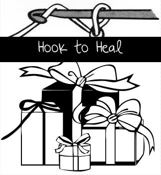 Post image for If Hook to Heal Gets More Funding I'll Give Away 5 Copies of Crochet Saved My Life
