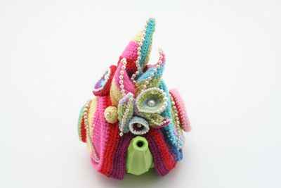 karin kempf crochet bird of paradise 25 More Crochet Artists to Inspire You