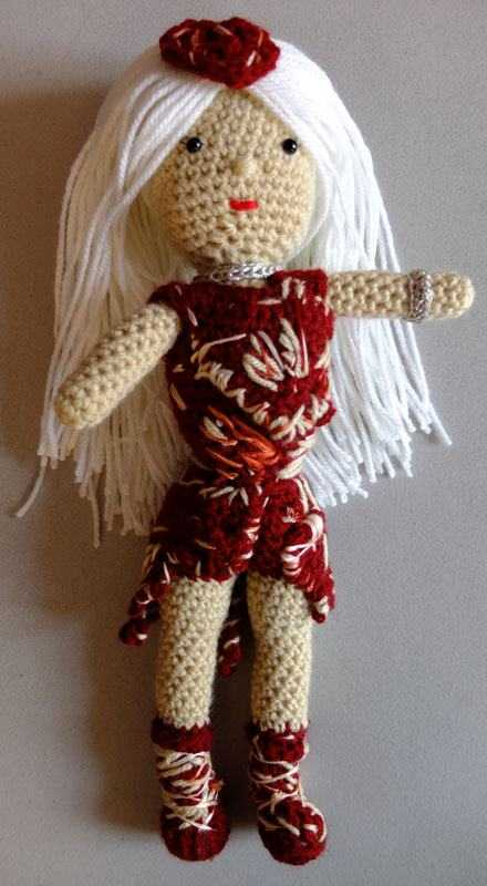 lady gaga crochet