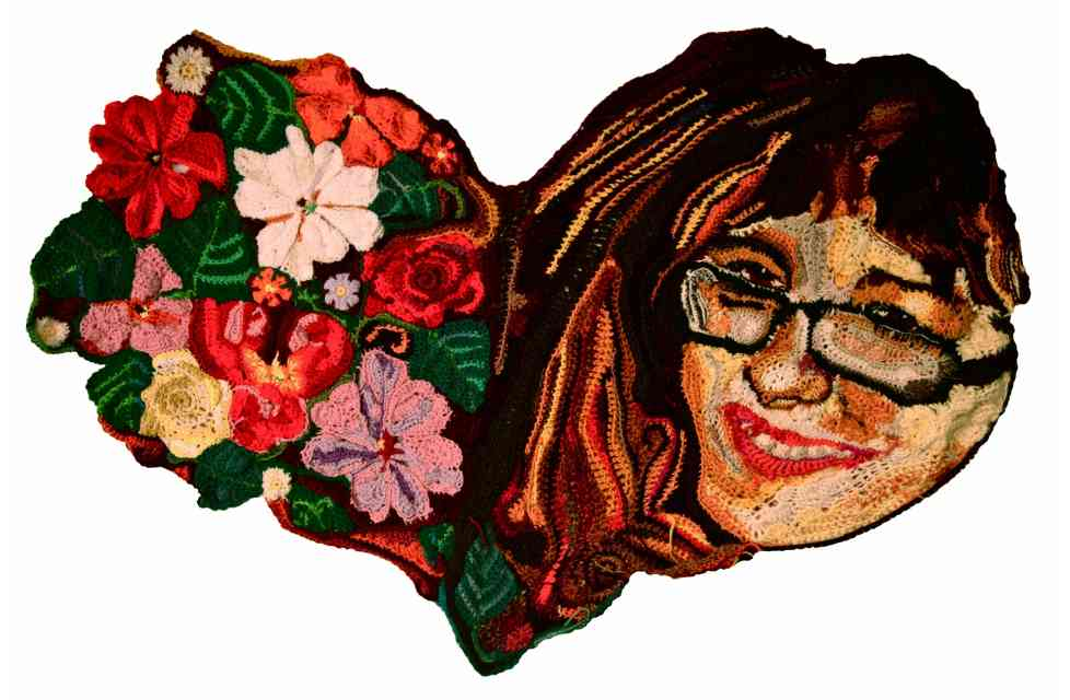 pat ahern crochet portrait