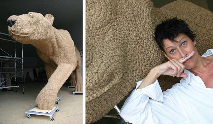 shauna richardson crochetdermy