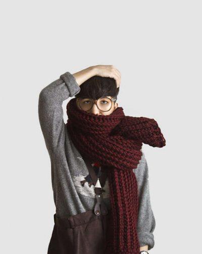Yokoo gibran chunky au crochet