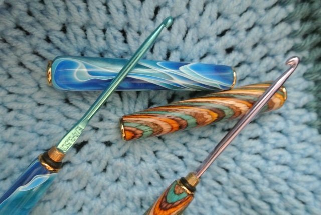 Post image for 5 Reasons to Try JR Crafter Crochet Hooks