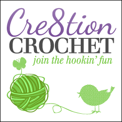 cre9tion crochet logo 2013 in Crochet: Crochet Patterns
