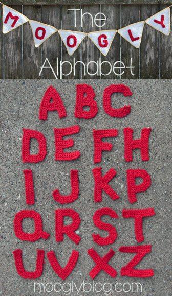 Haak Alfabetletters