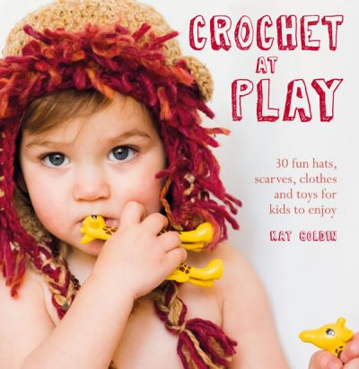 crochet at play book 400x411 Link Love for Best Crochet Patterns, Ideas and News