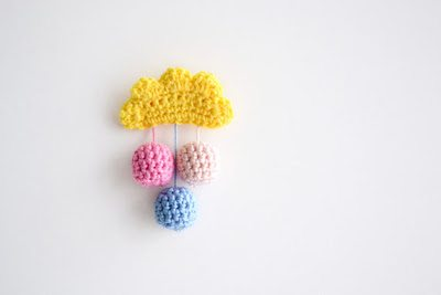 crochet clouds