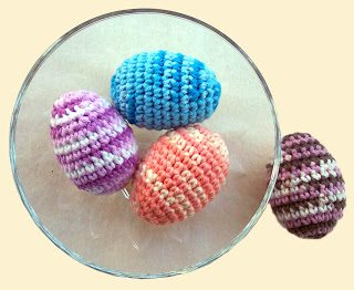 crochet easter eggs1 20+ Best New Free Crochet Patterns and Crochet Tutorials (Mid Week Link Love)