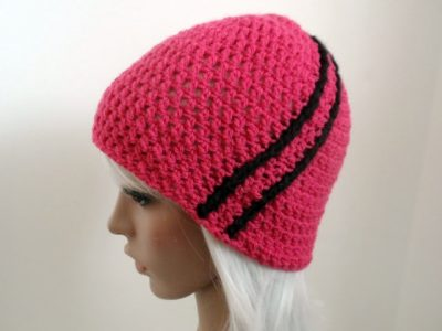 crochet hat 400x300 I Heart Crochet Blogs! This Weeks Link Love!