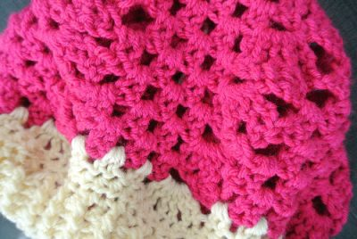 crochet hat stitches 400x268 Vickie Howells Top 10 Crocheted Hats