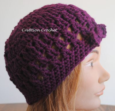 crochet hipster hat 400x387 I Heart Crochet Blogs! This Weeks Link Love!