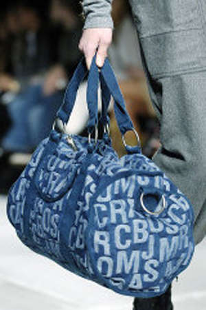 crochet marc jacobs purse Artist Stephanie Syjuco of The Counterfeit Crochet Project