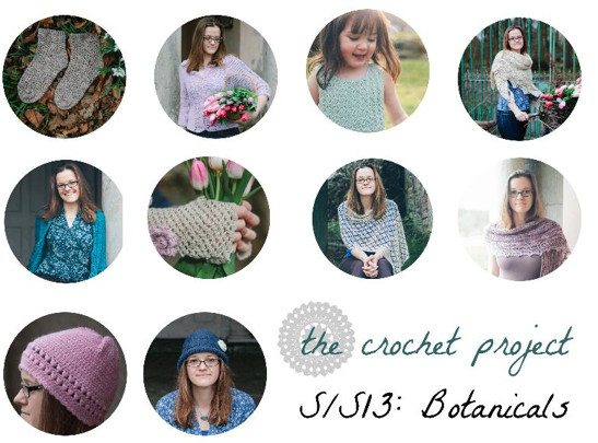 Post image for 10 Beautiful Crochet Patterns from The Crochet Project
