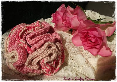 crochet scrunchie pattern