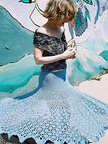 free pattern crochet skirt 20 Popular Free Crochet Skirt Patterns for Women