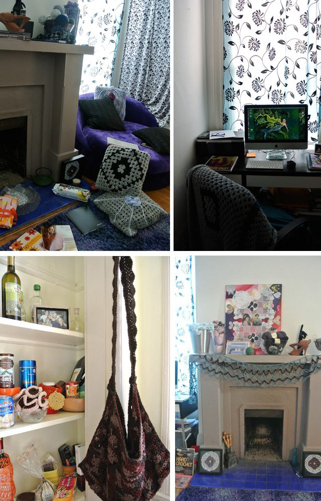 Post image for How to Make Your Crochet Space More Inspirational