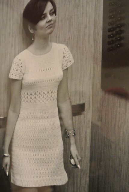 Post image for Garry Winogrand's Woman in a Crochet Dress