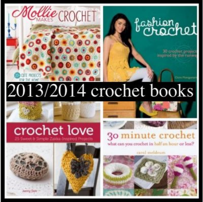 2013 crochet books 400x399 2013 in Crochet: Crochet Books and Writing