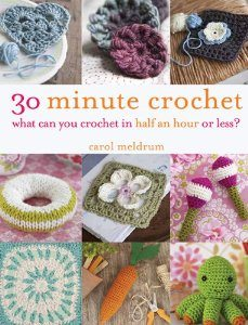 30 minute crochet 10 Upcoming 2013/ 2014 Crochet Books Im Looking Forward To