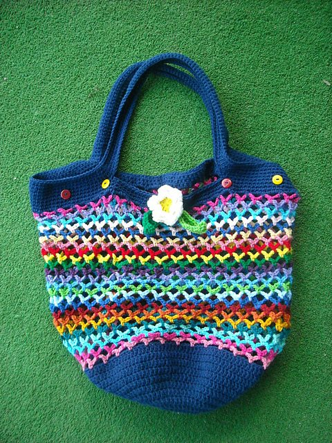 Post image for Crochet a Market Bag in this CAL with Giveaway