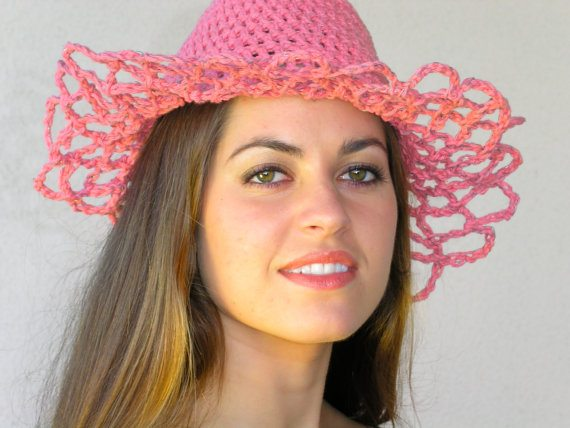 crochet sun hat pattern 2013 in Crochet: Crochet Patterns