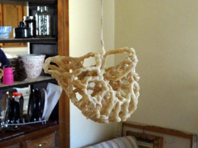 crochet twine art