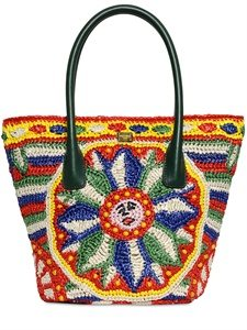 dolce and gabbana crochet handbag New High Fashion Crochet from Dolce and Gabbana