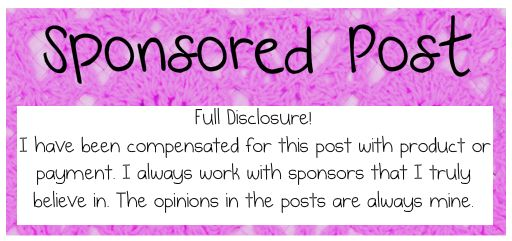 sponsored blog post