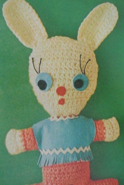 1970s amigurumi