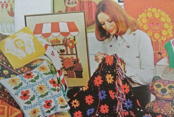 1970s crochet inspiration from mccalls